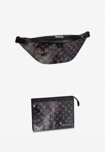 Louis Vuitton Monogram Galaxy Discovery Bumbag and Pochette Voyage