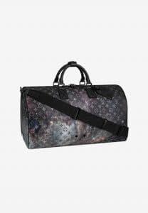 Louis Vuitton Monogram Galaxy Keepall Bag