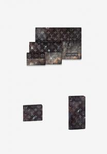Louis Vuitton Monogram Galaxy Small Leather Goods