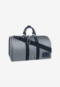 Louis Vuitton Monogram Satellite Keepall Bag