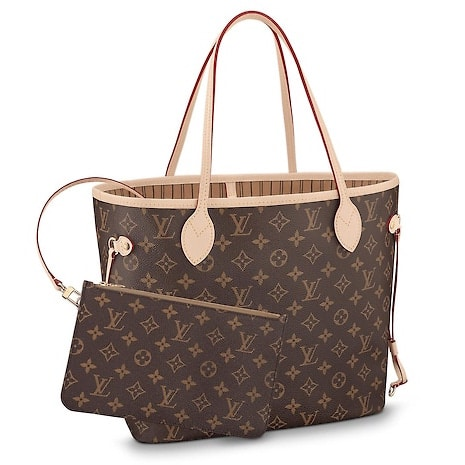 ff93aae0bdcb Size Comparison of the Louis Vuitton Neverfull Bags