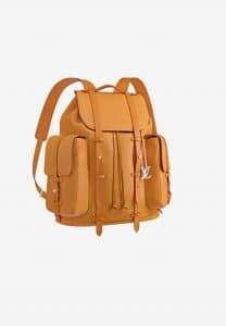 Louis Vuitton Vachetta Christopher Backpack Bag