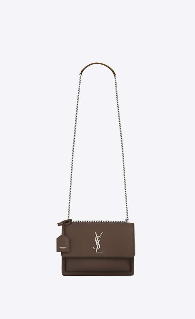 b9572a32ba7 Saint Laurent Cruise 2019 Bag Collection | Spotted Fashion