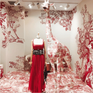 Dior Pop-Up Store 4