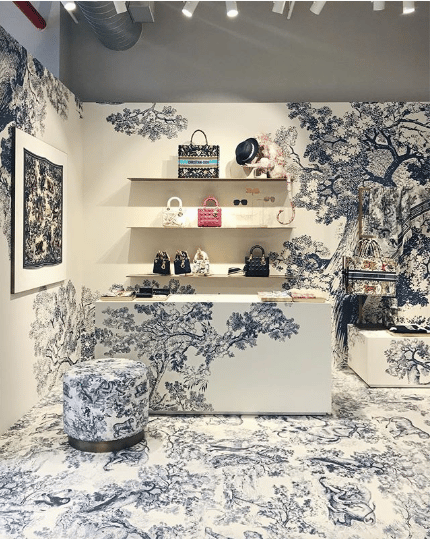 Dior Pop Up Stores For Cruise 2019 Collection Spotted Fashion