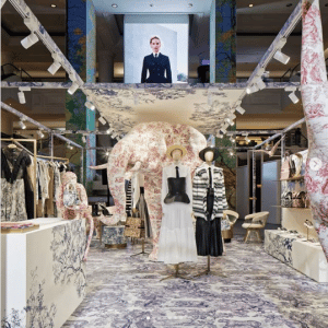 Dior Pop-Up Store 1