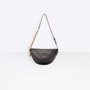 Balenciaga Black Souvenir XS Bag