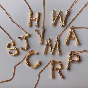 Celine Alphabet Pendant 2
