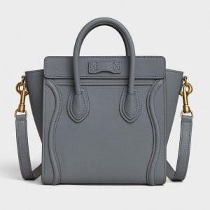 Celine Nano Luggage Bag 2