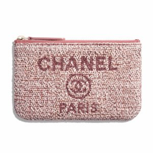 Chanel Deauville Pouch 1