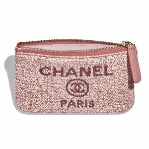 Chanel Deauville Pouch 2