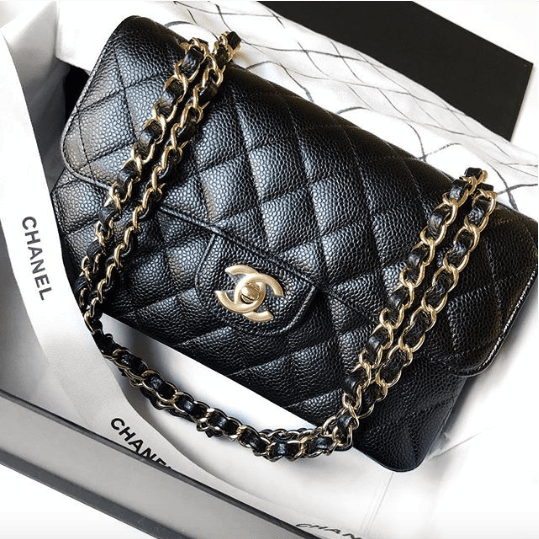 0e6edb1d UK Chanel Bag Price List Reference Guide | Spotted Fashion