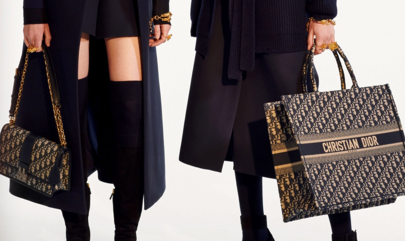 3b1ac6177 Dior Pre-Fall 2019 Bag Collection Features Snakeskin Flap Bags | Spotted  Fashion