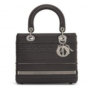 Dior Lady Dior Bag 2 by Isabelle Cornaro from France
