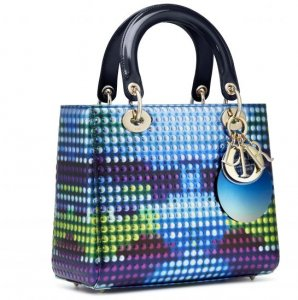 Dior Lady Dior Bag by Li Shurui from China