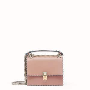 Fendi Antique Pink Kan I Small Bag