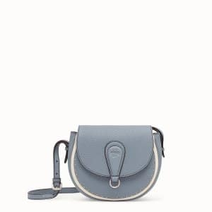 Fendi Pale Blue Shoulder Bag