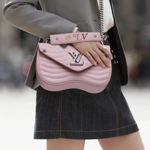 Louis Vuitton New Wave Chain MM Bag 2