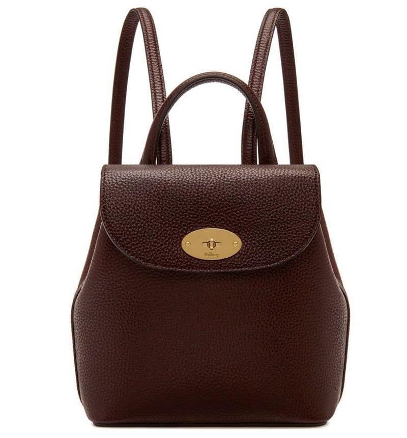 Mulberry Mini Bayswater Backpack Bag