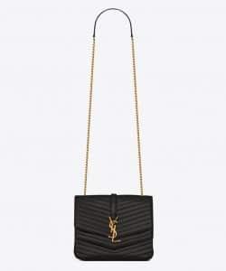 Saint Laurent Medium Sulpice Bag 1