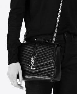 Saint Laurent Medium Sulpice Bag 2