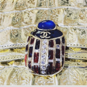 Chanel Scarab Minaudiere Bag 3 - Pre-Fall 2019