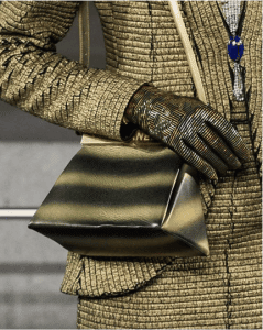 Chanel Black/Gold Shoulder Bag - Pre-Fall 2019