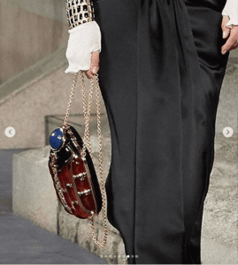 Chanel Scarab Minaudiere Bag 2 - Pre-Fall 2019
