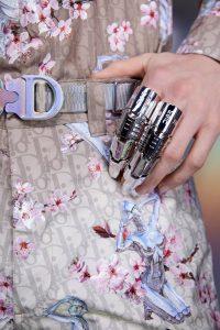 Dior Silver Rings - Pre-Fall 2019