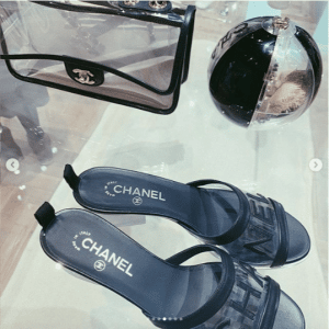 Chanel Transparent Flap and Beach Ball Bags
