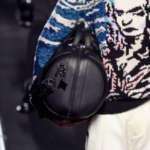 Dior Black Duffle Bag - Fall 2019