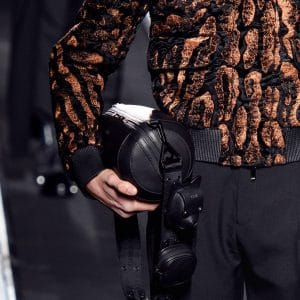 Dior Black Small Duffle Bag - Fall 2019