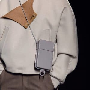 Dior Gray Mini Bag - Fall 2019