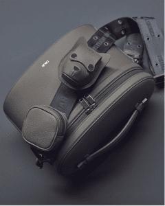 Dior Gray Small Top Handle Bag - Fall 2019