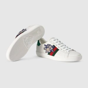 Gucci Three Little Pigs Ace Sneakers