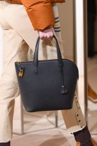 Hermes Black Transat Bag - Pre-Fall 2019