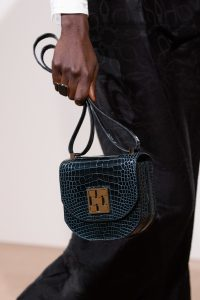 Hermes Blue Mosaïque Bag - Pre-Fall 2019