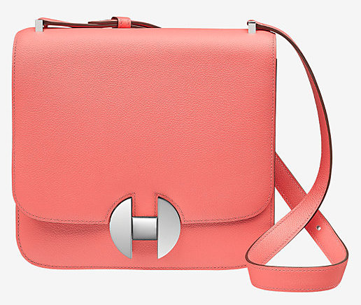 Hermes Rose Ete 2002 - 20 Bag