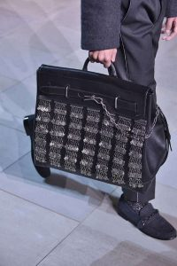 Louis Vuitton Black Embellished Steamer Bag - Fall 2019