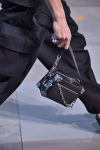 Louis Vuitton Black Mini Soft Trunk Bag - Fall 2019