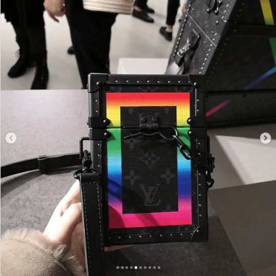 Preview Of Louis Vuitton Men S Fall Winter 2019 Bag