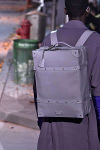 Louis Vuitton Gray Soft Trunk Backpack Bag - Fall 2019