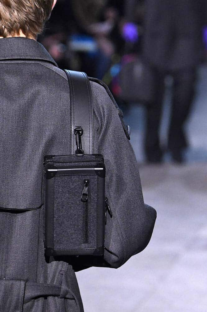 Louis Vuitton Men S Fall Winter 2019 Runway Bag Collection