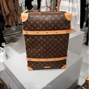 Louis Vuitton Monogram Canvas Backpack Bag 2