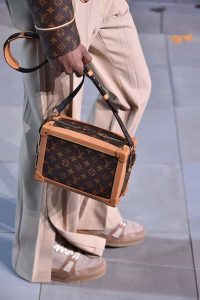 Louis Vuitton Monogram Canvas Soft Trunk Bag - Fall 2019