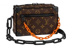 Louis Vuitton Monogram Solar Ray Mini Soft Trunk Bag