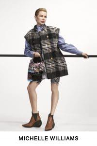 Louis Vuitton Pre-Fall 2019 - Michelle Williams