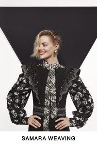 Louis Vuitton Pre-Fall 2019 - Samara Weaving