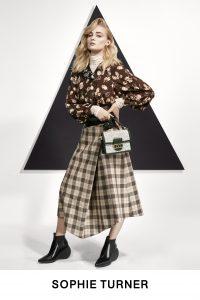 Louis Vuitton Pre-Fall 2019 - Sophie Turner