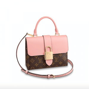 Louis Vuitton Rose Poudre Monogram Canvas Locky BB Bag